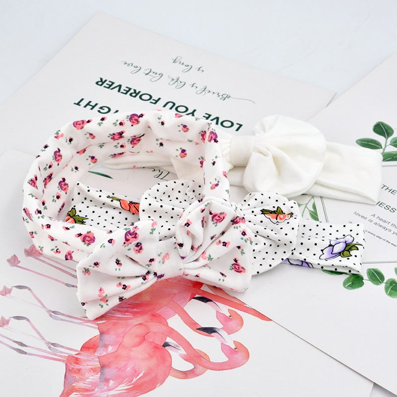 Girl's Cotton Headbands