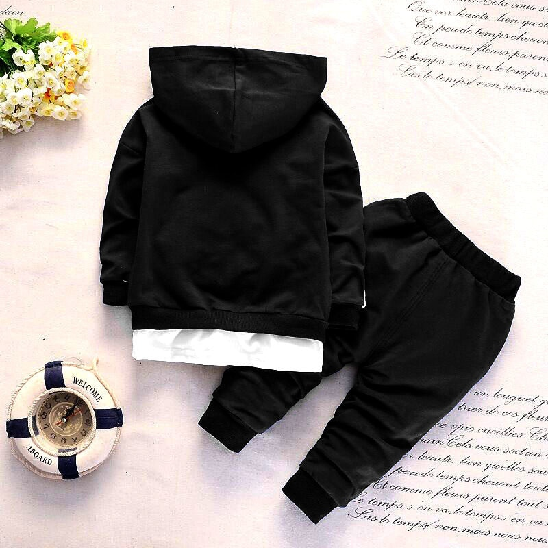 Cotton Sports Jacket and Pants for Boys