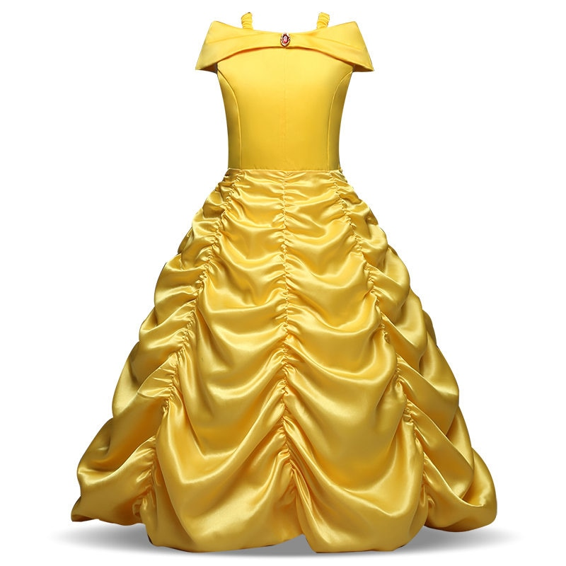 Fancy Princess Dress for Girls